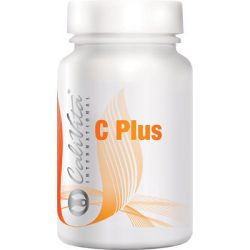 CaliVita C Plus tabletta C-vitamin-komplex 100db