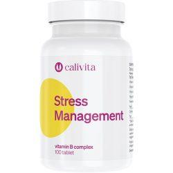 CaliVita Stress Management tabletta Stresszcsökkentő B-vitamin-komplex 100db
