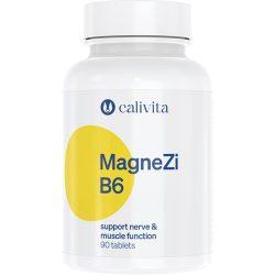 CaliVita MagneZi B6 tabletta Magnézium + B6-vitamin 90db