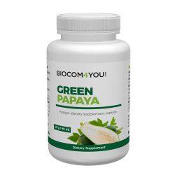 Biocom Green Papaya kapszula