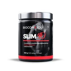 Biocom Slim 40 Meggy ízű italpor
