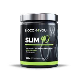 Biocom Slim 40 Körte ízű italpor
