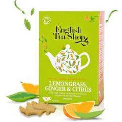 Ets bio citromfű tea gyömbér&citrus 20x1,5g 30 g