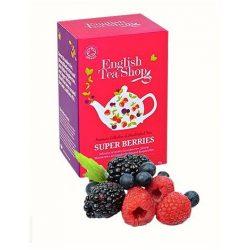 Ets bio szuper bogyós tea 20x2g  40 g