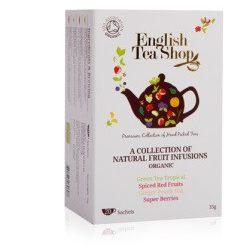 Ets bio gyümölcsös tea variáció 20x1,5g 30 g