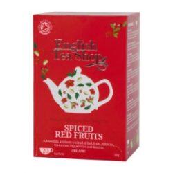 Ets 16 almás & málnás csipkebogyó bio tea 32 g