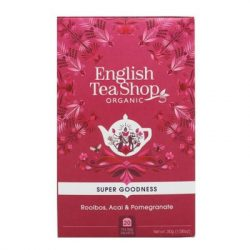 Ets 20 rooibos bio tea acai bogyóval és gránátalmával 30 g
