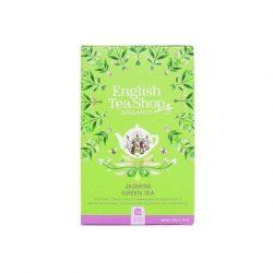 Ets 20 zöld bio tea jázminnal 40 g