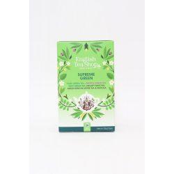 Ets 20 bio supreme zöld tea 37 g