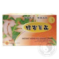 Dr.chen instant mézes gyömbértea 200 g