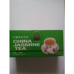 Big Star kínai szálas zöld tea jázminos 200 g