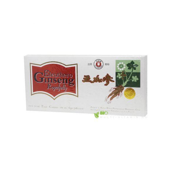 Dr.chen ginseng royal jelly ampulla 10x10ml 100 ml