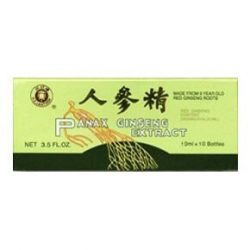Sun Moon Panax Ginseng Extractum 10X10 ml