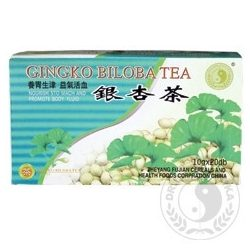 Dr.chen instant ginkgo biloba tea 20x1g 20 db