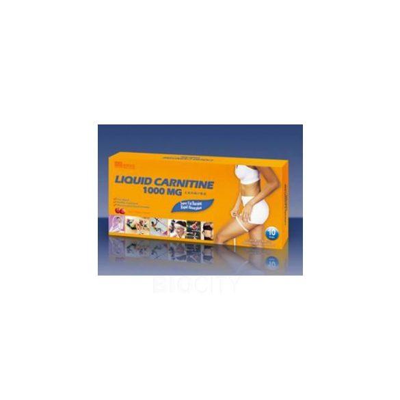 SUN MOON LIQUID CARNITINE AMPULLA 10X10 100 ml