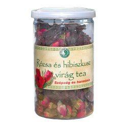 Dr.chen rózsa és hibiszkusz virág tea 50 g