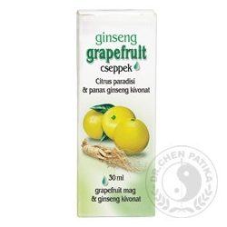 DR.CHEN GINSENG GRAPEFRUIT CSEPPEK 30 ml