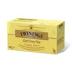 Twinings earl grey fekete tea 25x2g 50 g