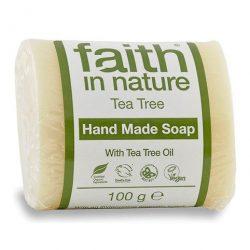Faith In Nature Szappan Teafa  100 g
