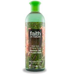 FAITH IN NATURE TUSF. ALOE YLANG 400ML 400 ml