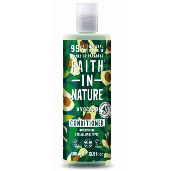 Faith in nature hajkondícionáló avokádó 400 ml