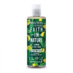 FAITH IN NATURE TUSF. CITROM-TEAFA 400ML 400 ml