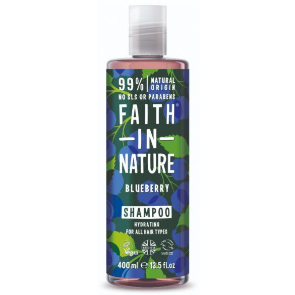 Faith in nature sampon kék áfonya 400 ml