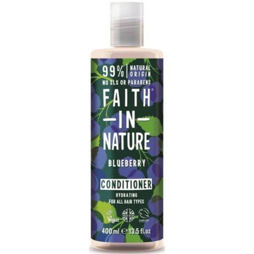 Faith in nature kondícionáló kék áfonya 400 ml