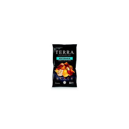 TERRA MEDITERRÁN CHIPS VÁLOGATÁS 110 g