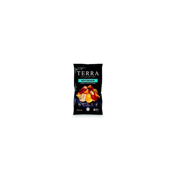 Terra mediterran chips válogatás 110 g