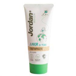 Jordan green clean junior fogkrém 6+  50 ml