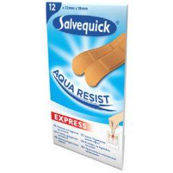 Salvequick Sebtapasz Aqua Resist  12 db