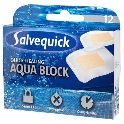 Salvequick sebtapasz gyors sebgyógyulást segítő 12 db