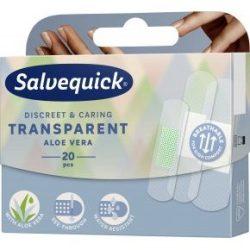 Salvequick sebtapasz aloe vera 20 db
