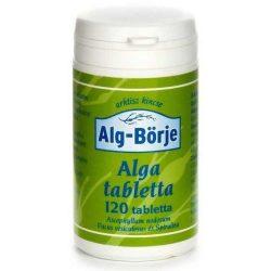 Alg-Börje alga tabletta 120 db