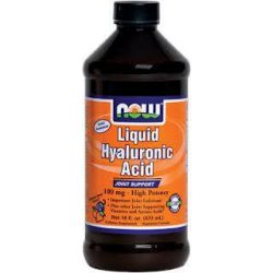 Now liquid hyaluronic acid gyümölcs ízű 473 ml