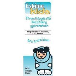 Eskimo kids halolaj tutti-frutti 105 ml