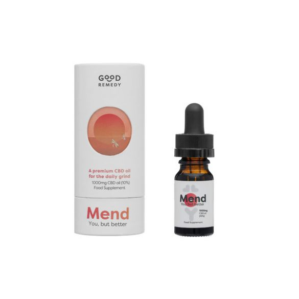 +1 cbd oil 10% 1000mg 10 ml