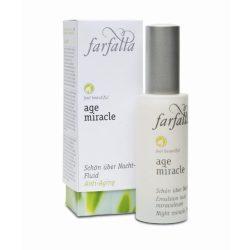 Farfalla Age Miracle Éjszakai szépség szérum 30