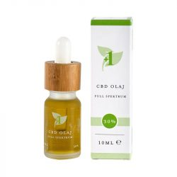 Plus One CBD oil 30% 10ml