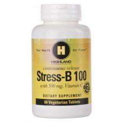 Highland stress-b 100 tabletta 60 db