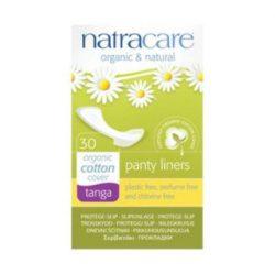 Natracare bio tisztasági betét tanga 30 db