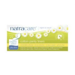 Natracare bio tisztasági betét ultra vékony 22 db