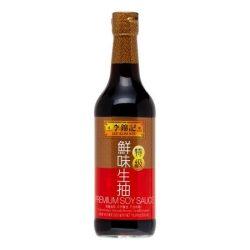 Lee kum kee szójaszósz sötét 500 ml