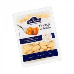 Crivellin teljes kiőrlésű gnocchi 500 g