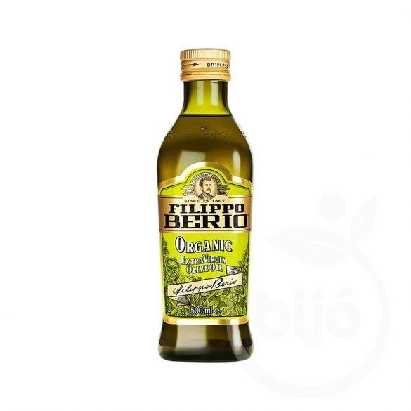 Filippo Berio extra szűz organic bio olivaolaj 500 ml