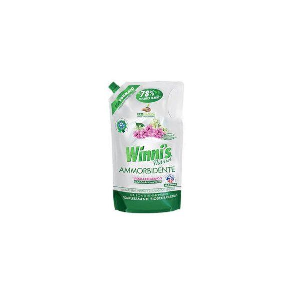 Winnis öko öblítő koncentrátum utántöltő vanília-pézsma 1470 ml