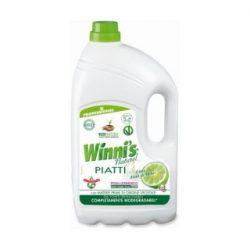 Winnis XXL öko mosogatószer citrom 5000 ml