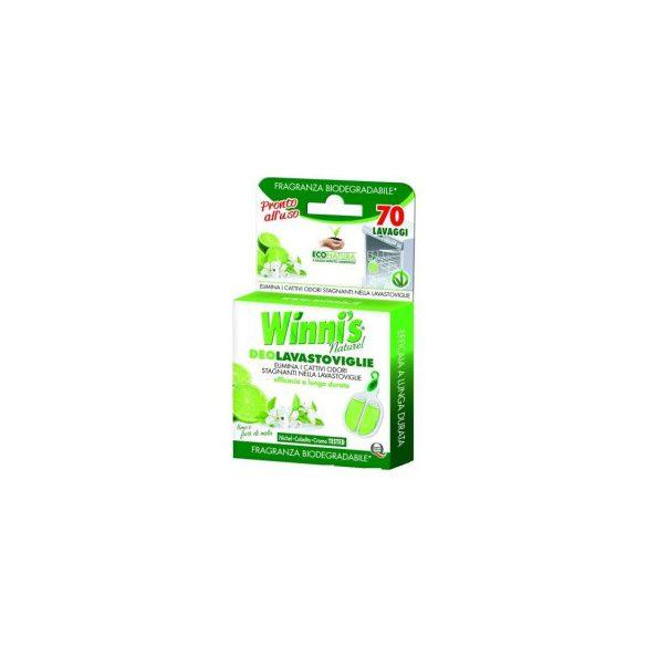 Winnis öko mosogatógép illatosító citrom 70 mosás 6 ml