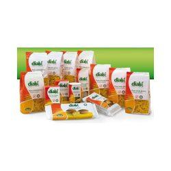 Dialsí kukorica-rizsliszt tészta fodroskocka 250 g